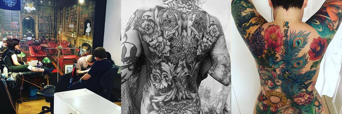 e8dff97e7 Tribe Tattoo Scotland : Tattoo Studio Glasgow & Tattoo Studio Edinburgh