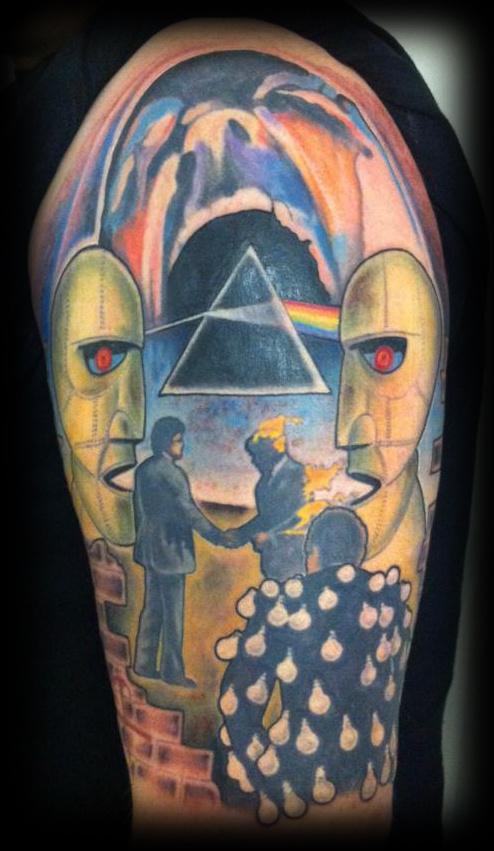 George Floyd Tattoo: Skilled Tattoo Artist Glasgow